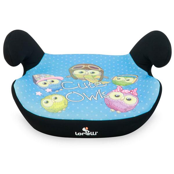 Auto sedište za decu od 15-36kg Teddy blue OWLS 10070751871 - ODDO igračke