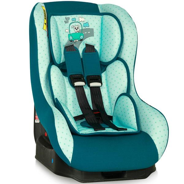 Auto Sedište za decu 0-18 kg Beta Plus Aquamarine 10070781853 - ODDO igračke