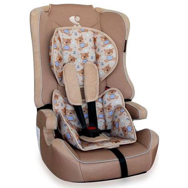 Auto Sedište za decu 9-36 kg Explorer Beige Cute Beras 10070891858 - ODDO igračke