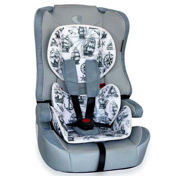 Auto Sedište za decu 9-36 kg Explorer Blue Maps 10070891861 - ODDO igračke