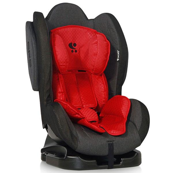 Auto sedište za decu 0-25kg Sigma Balck & Red 10071031800 - ODDO igračke