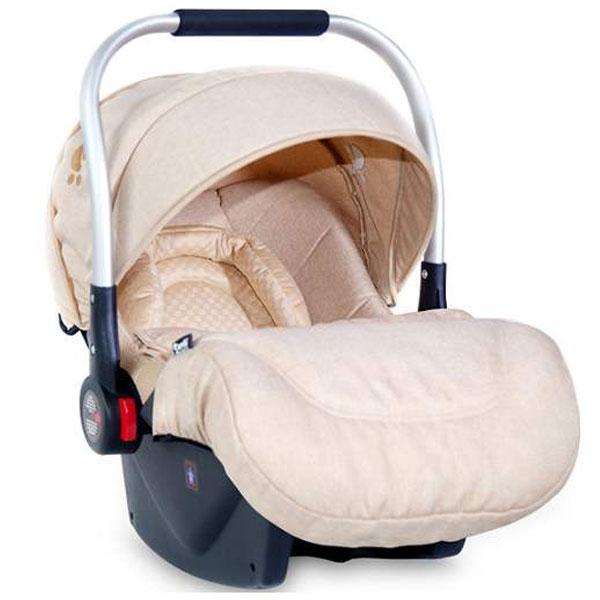 Auto sedište za decu od 0-13kg Delta Beige 10071051840 - ODDO igračke