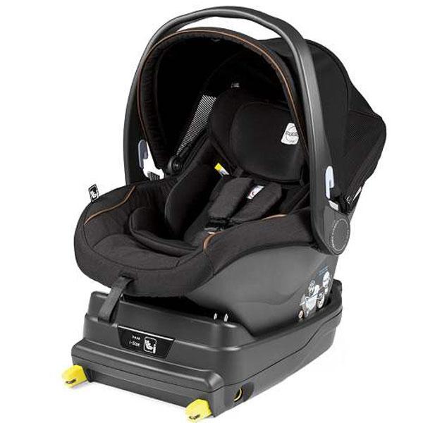 Auto sedište za decu od 0-13kg P.V. I-size Ebony P3800061640 - ODDO igračke