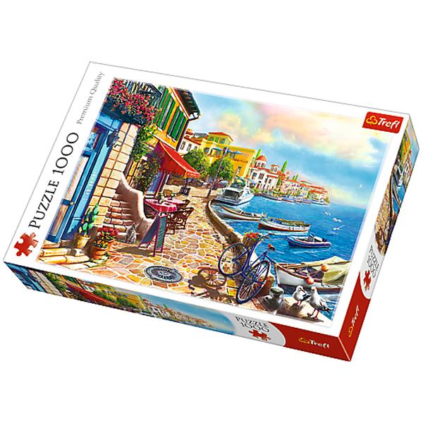 Trefl Puzzle Sunny Boulevard 1000pcs 10527 - ODDO igračke