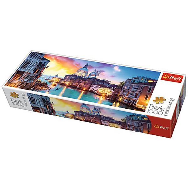 Trefl puzzla Panorama Canal Grande, Venice 1000pcs 29037 - ODDO igračke