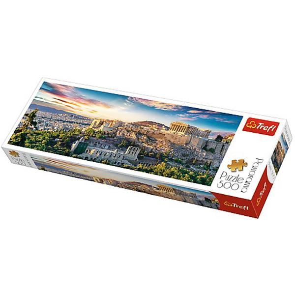 Trefl Puzzla Panorama Acropolis, Athens 500pcs 29503 - ODDO igračke