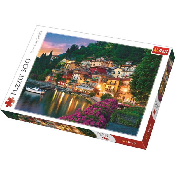 Trefl Puzzla Lake Como, Italy 500pcs 37290 - ODDO igračke