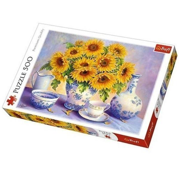 Trefl puzzla Hardwick Trisha - Sunflowers 500pcs 37293 - ODDO igračke