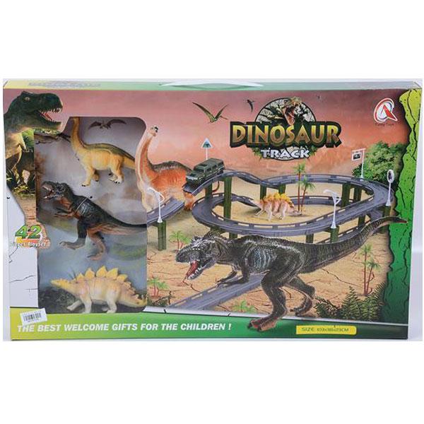 Staza set Dinosaurus 970951 - ODDO igračke