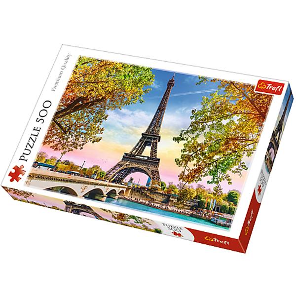 Trefl puzzla Romantic Paris 500pcs 37330 - ODDO igračke