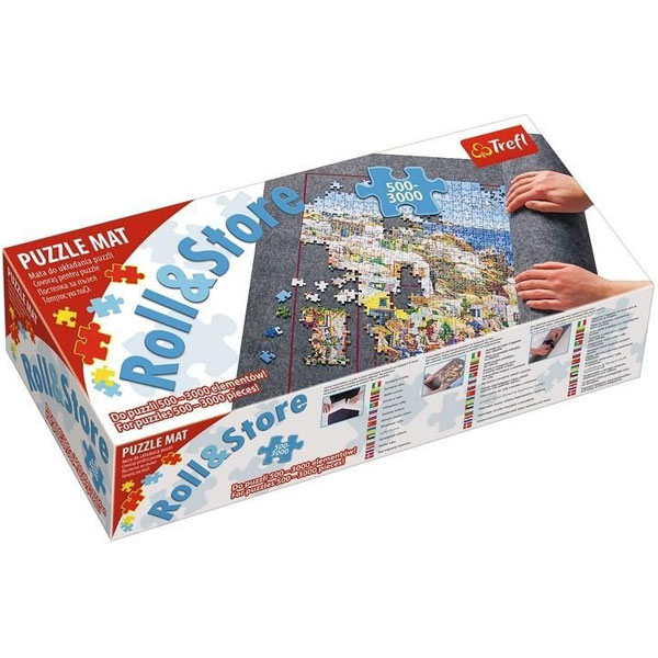 Podloga za Puzzle Trefl Roll and Store 60986 - ODDO igračke