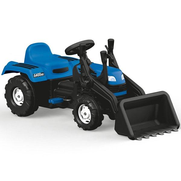Traktor na pedale sa kašikom Dolu 080479 - ODDO igračke