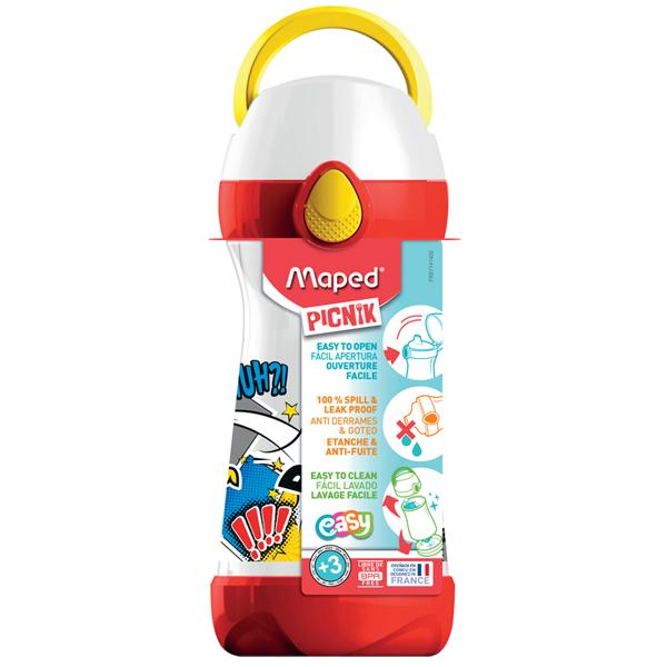 Flaša za vodu Maped CONCEPT 430ml Strip M871412 - ODDO igračke