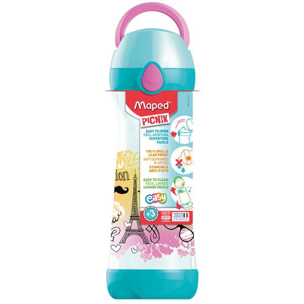 Flaša za vodu Maped CONCEPT 580ml Pariz M871611 - ODDO igračke