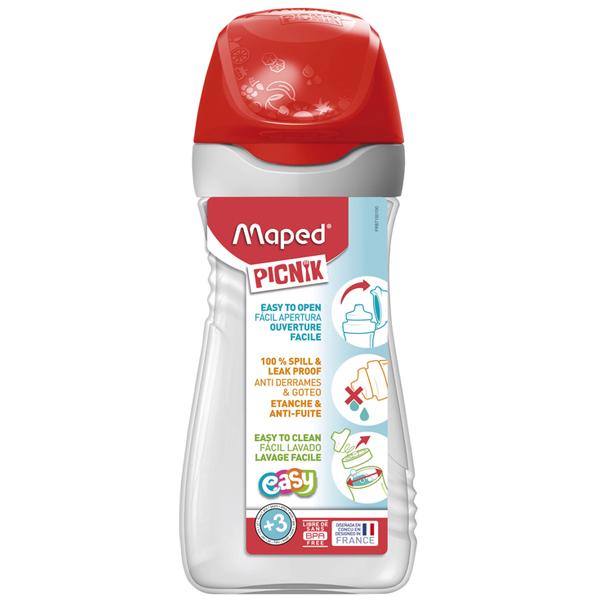 Flaša za vodu Maped ORIGIN 430ml crvena M871503 - ODDO igračke