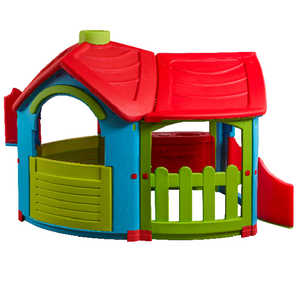 Kućica za decu sa kuhinjom 165x102x126 cm Pal Play 11/662 - ODDO igračke
