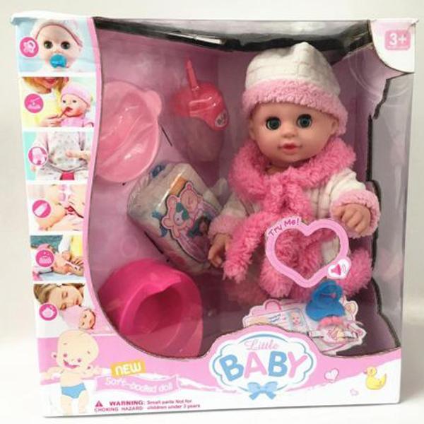 Lutka beba sa dodacima 11/74893 - ODDO igračke