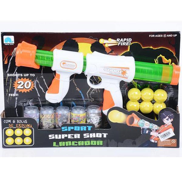 Puška set 924861 - ODDO igračke