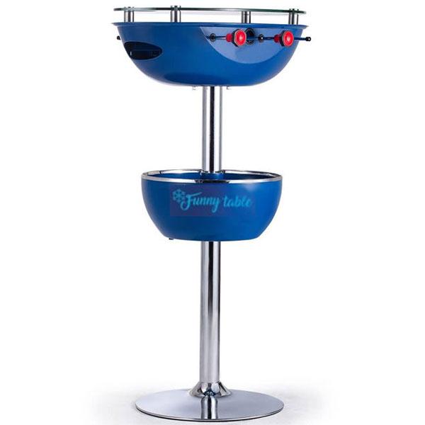 Barski sto Funny table sa stonim fudbalom plavi R1002 - ODDO igračke