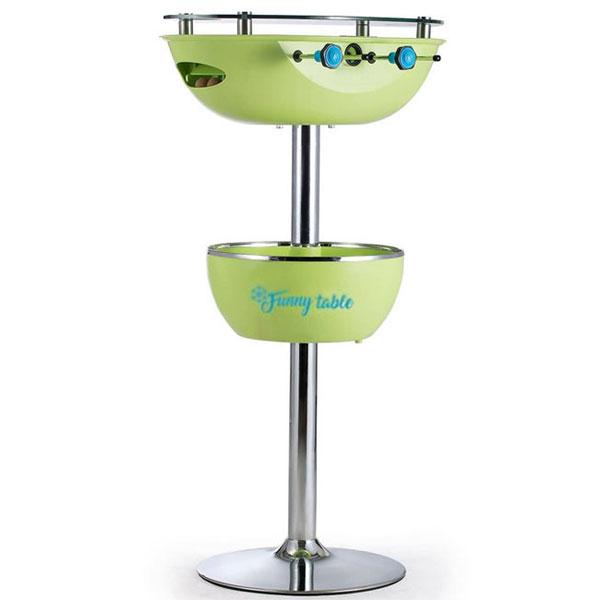Barski sto Funny table sa stonim fudbalom zeleni R1003 - ODDO igračke