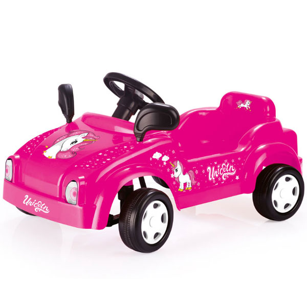 Auto na Pedale Smart Unicorn Dolu 025197 - ODDO igračke