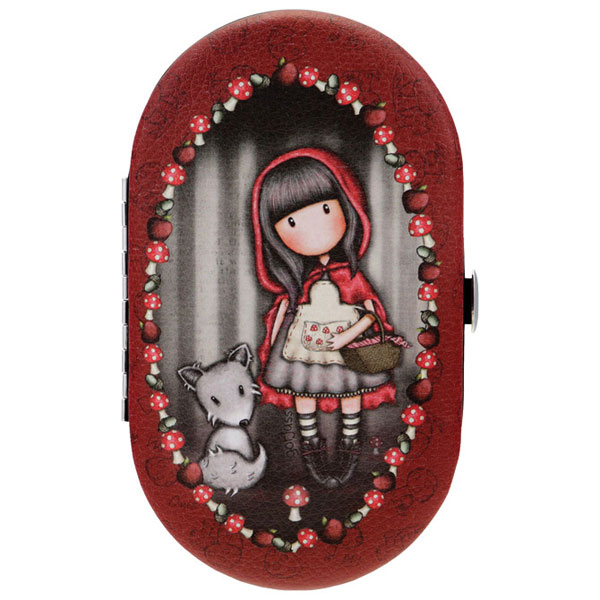 Set manikir 1/4 u kutiji Gorjuss Little Red Riding Hood 424GJ16 - ODDO igračke