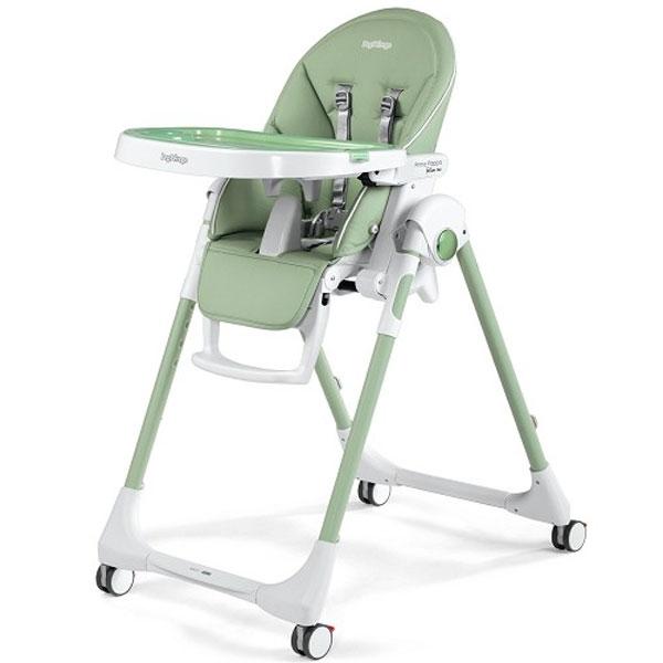 Stolica za hranjenje Prima pappa follow me Mint Peg Perego P3510041596 - ODDO igračke