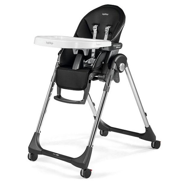 Stolica za hranjenje Prima Pappa hranilica Folow Me - Hi - Tech Licorice Peg Perego P3510041597 - ODDO igračke