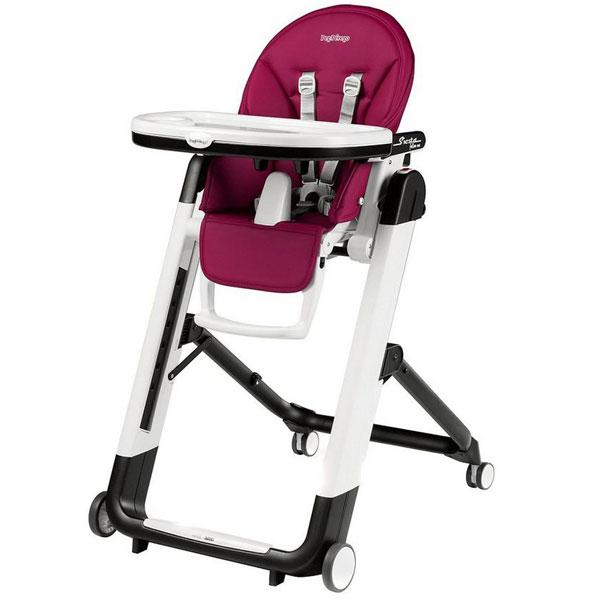 Stolica za hranjenje Siesta Follow Me Berry Peg Perego P3510051365 - ODDO igračke