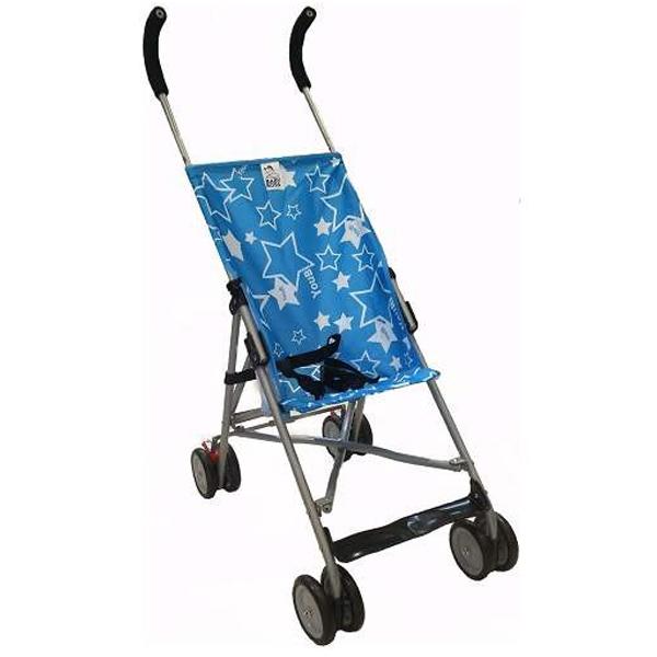 Baby Boss Kolica Little Stars Blue H208BLUE - ODDO igračke