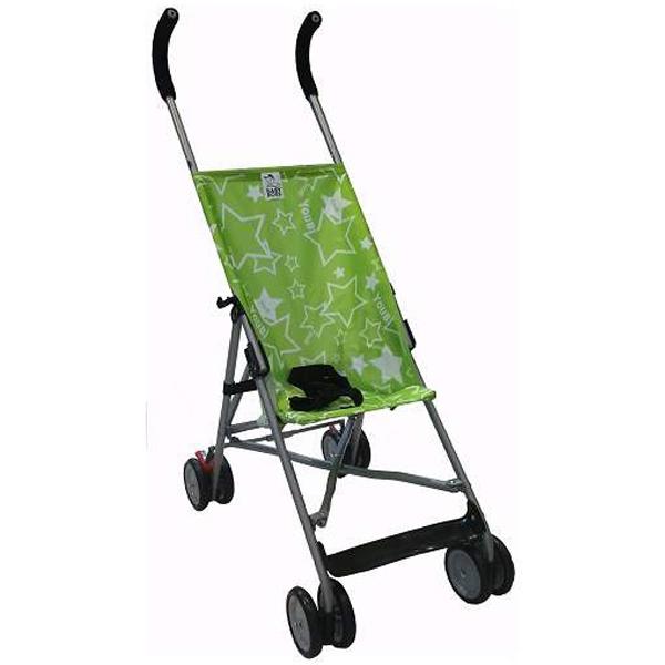 Baby Boss Kolica Little Stars Green H208GREEN - ODDO igračke
