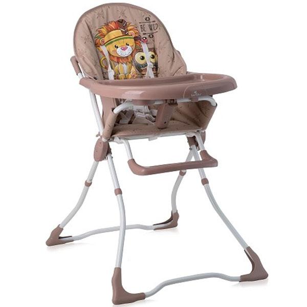 Stolica za hranjenje Marcel Beige Indians 2019 Bertoni 10100321928 - ODDO igračke