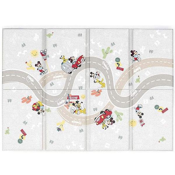 Podloga za igru Tepih Disney Mickey Mouse On the Road Kids II SKU11698 - ODDO igračke