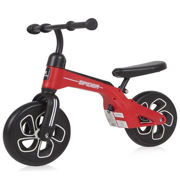 Bicikla za decu Balance Bike Spider Bertoni red 10050450004 - ODDO igračke