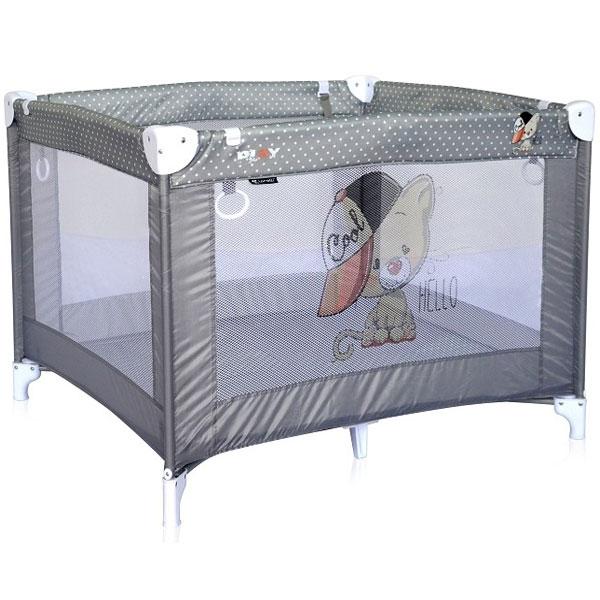 Ogradica Play Grey Cool Cat Bertoni 10080051939 - ODDO igračke