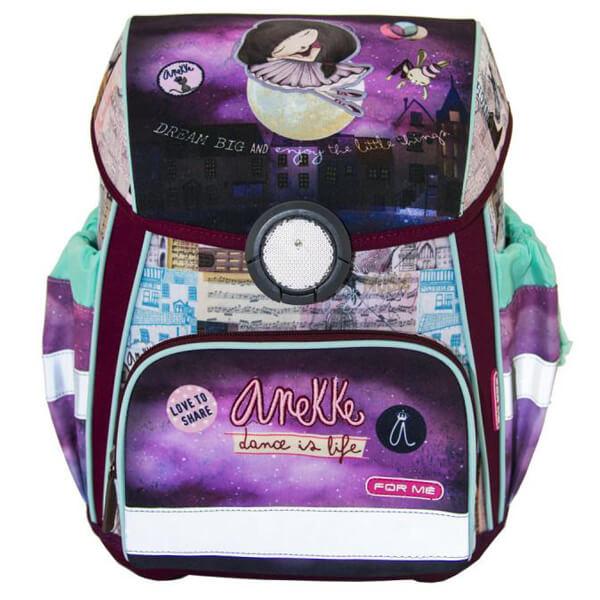 Školske torbe anatomske Anekke Ballerina AFSB1930 - ODDO igračke