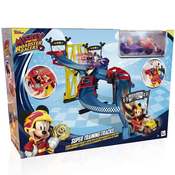 Super Pista Mickey and Roadster Racers 127362 - ODDO igračke