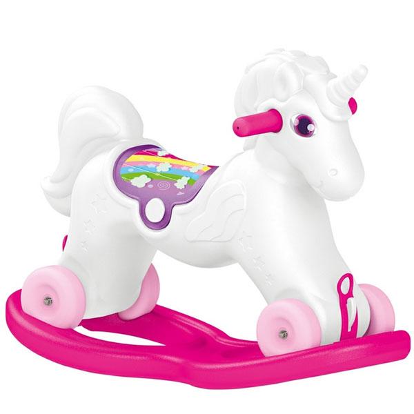 Klackalica Konjić Unicorn Dolu 025098 - ODDO igračke