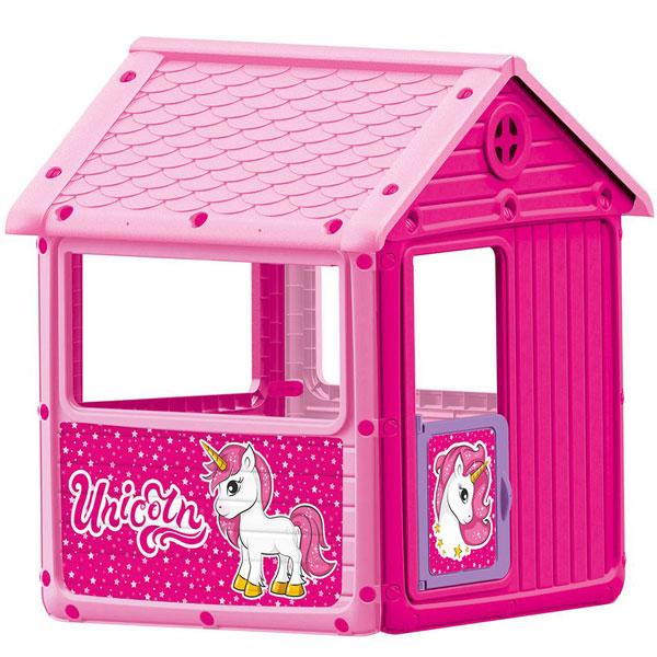 Kućica za decu My first house Unicorn Dolu 025128 - ODDO igračke
