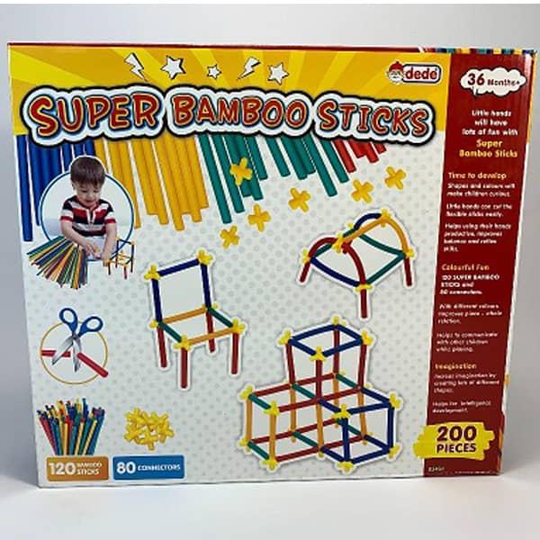 Slagalica Bamboo 200 delova 034615 - ODDO igračke