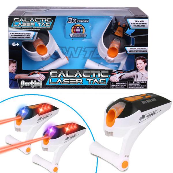 Galactic laser tag set Pertini 3503 - ODDO igračke
