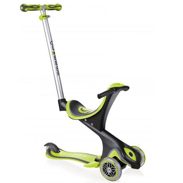 Trotinet Globber Evo Comfort Green 182769 - ODDO igračke