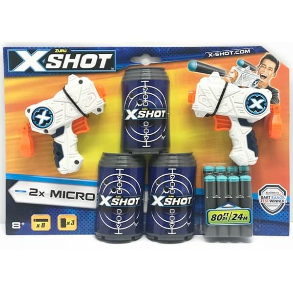 Pištolj Zuru X-Shot Double Micro 08321 - ODDO igračke