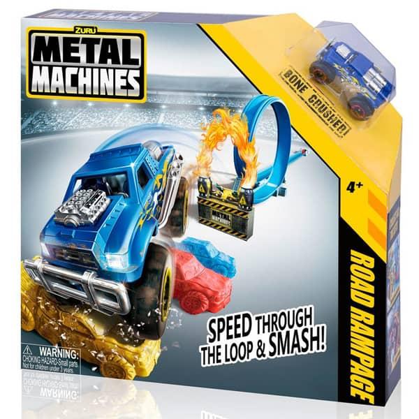 Pista Zuru Metal Machines-Road Rampage 18351 - ODDO igračke