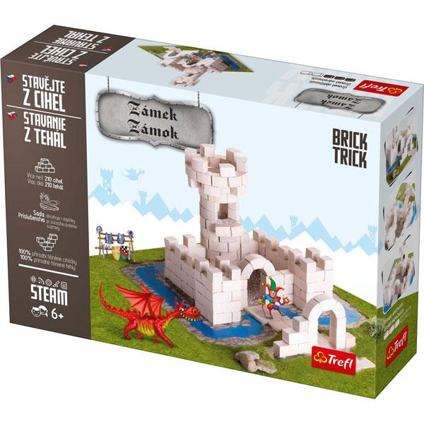 Trefl Brick Trick M Dvorac 60980 - ODDO igračke
