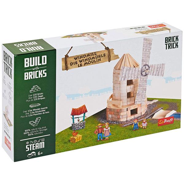 Trefl Brick Trick L Vetrenjača 60984 - ODDO igračke