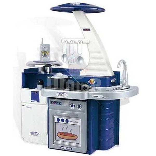 Kuhinja dečija Coloma Deluxe plava 60x34x75cm 90508-35 - ODDO igračke