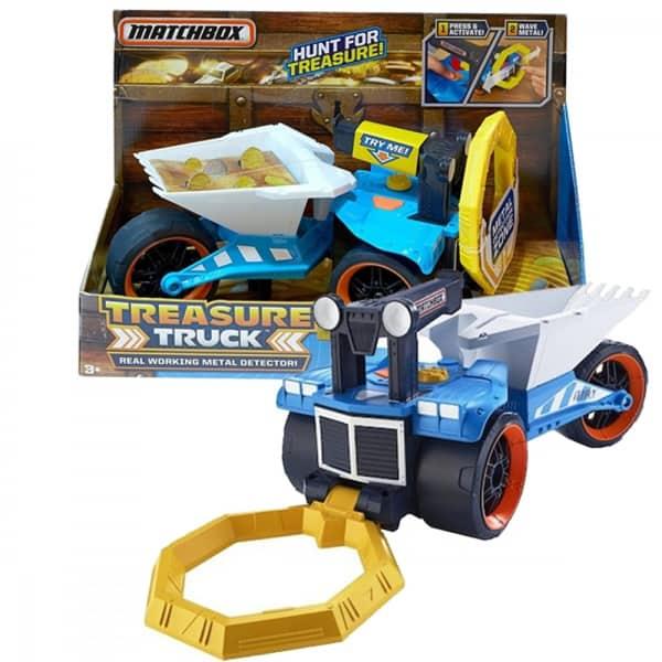 Matchbox Auto detektor blaga DHJ50 - ODDO igračke