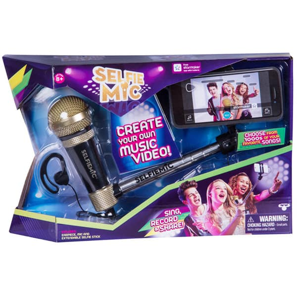 Mikrofon Selfie 93451 - ODDO igračke