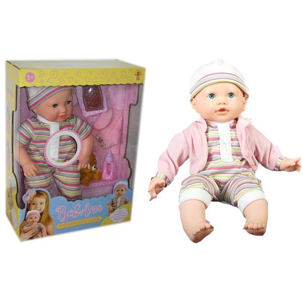 Interaktivna lutka beba BEBANA 68038 - ODDO igračke
